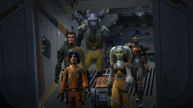 Thoughts on 'Star Wars Rebels' Being Renewed for a Third Season